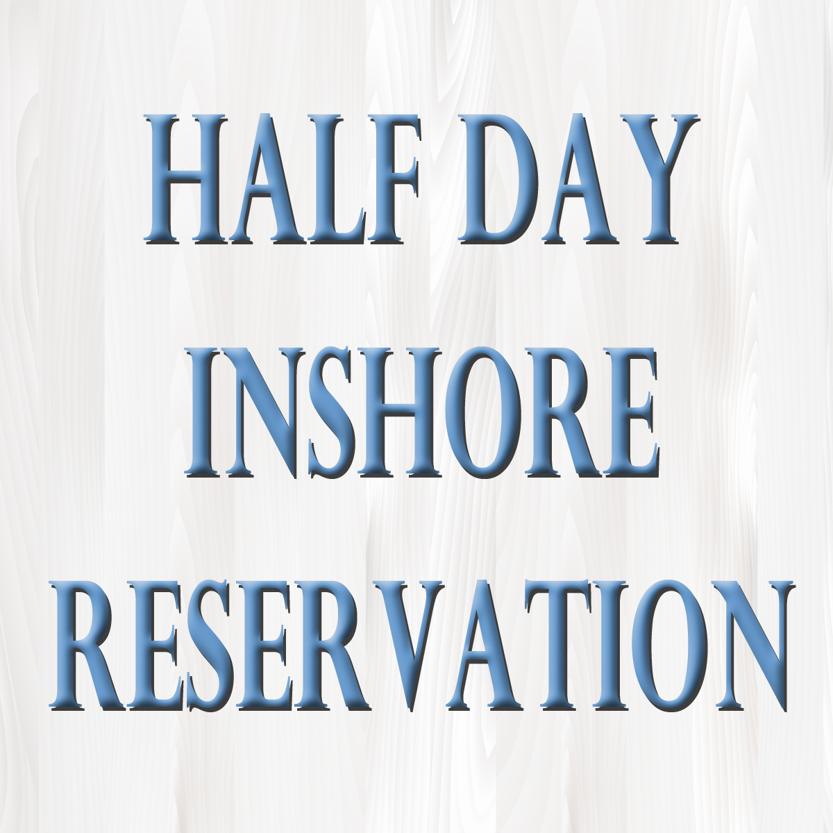 1 2 day fishing trip reservation central east floridas for Half day fishing trips